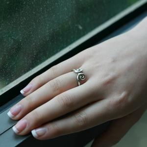 戒指紧箍咒纹身戒指分享展示图片图片